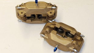 Brake Caliper Feature