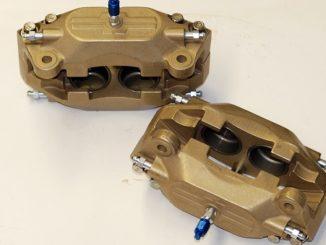 Brake Caliper Feature