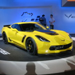 The New Chevrolet Corvette Steals the High Performance Show in Detroit
