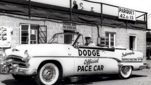 Dodge 1954 Indy Pace Car