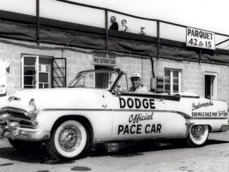 Dodge 1954 Indy Pace Car
