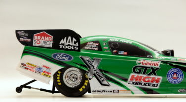 Traxxas NHRA Funny Cars John Force Detail
