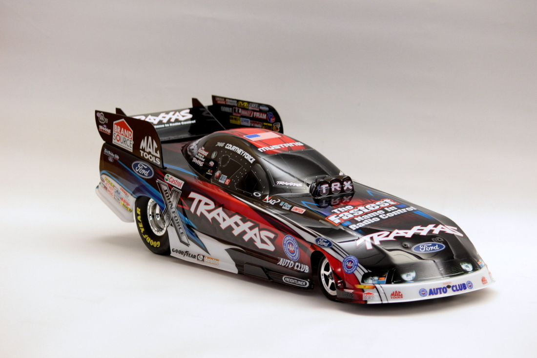 Traxxas NHRA Funny Cars Courtney Force 1