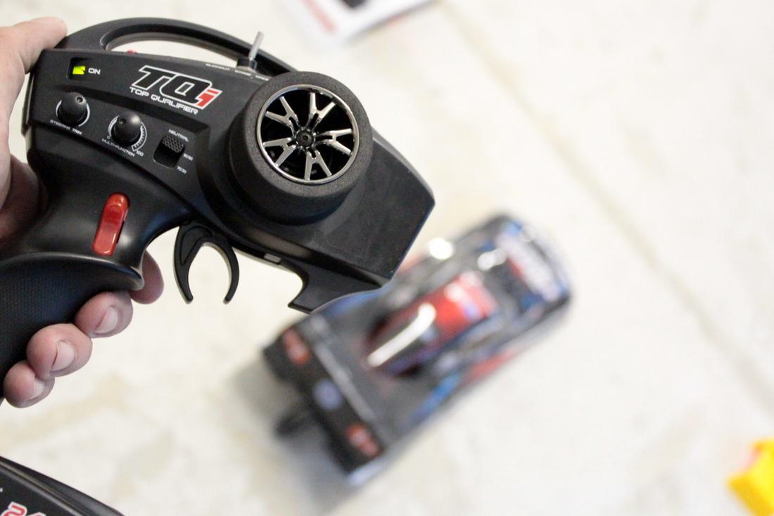 Traxxas NHRA Funny Car TQi Controller