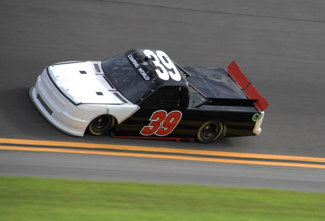 NASCAR Trucks '14 101