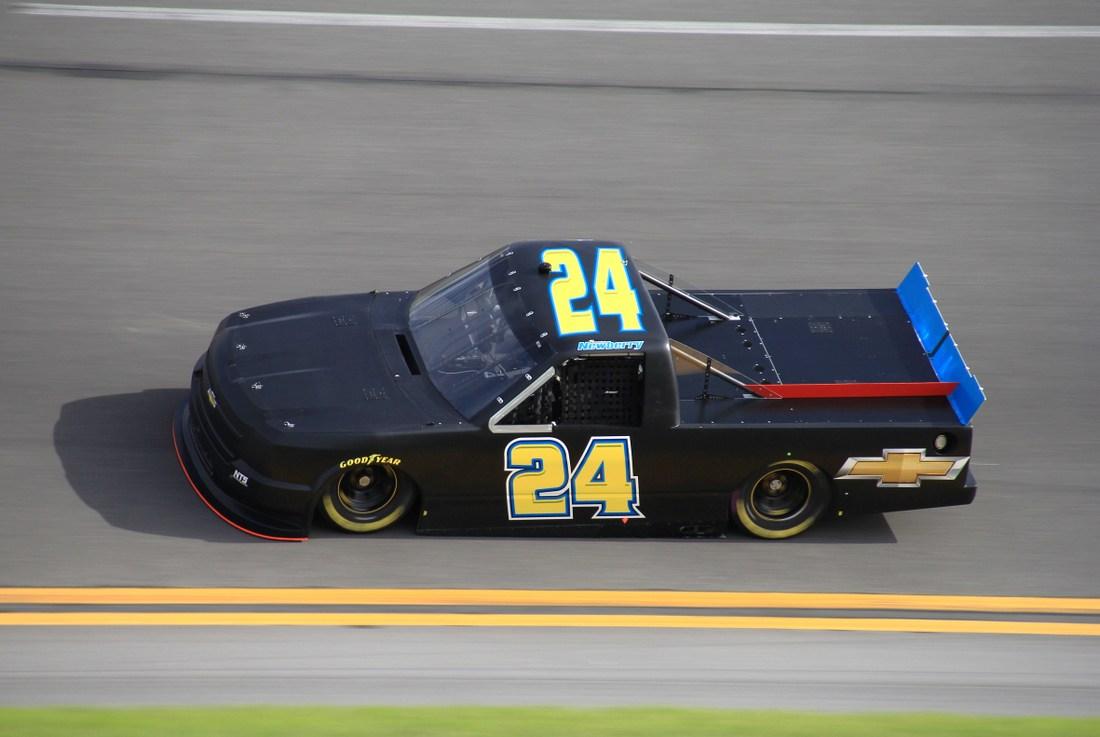 NASCAR Trucks '14 110