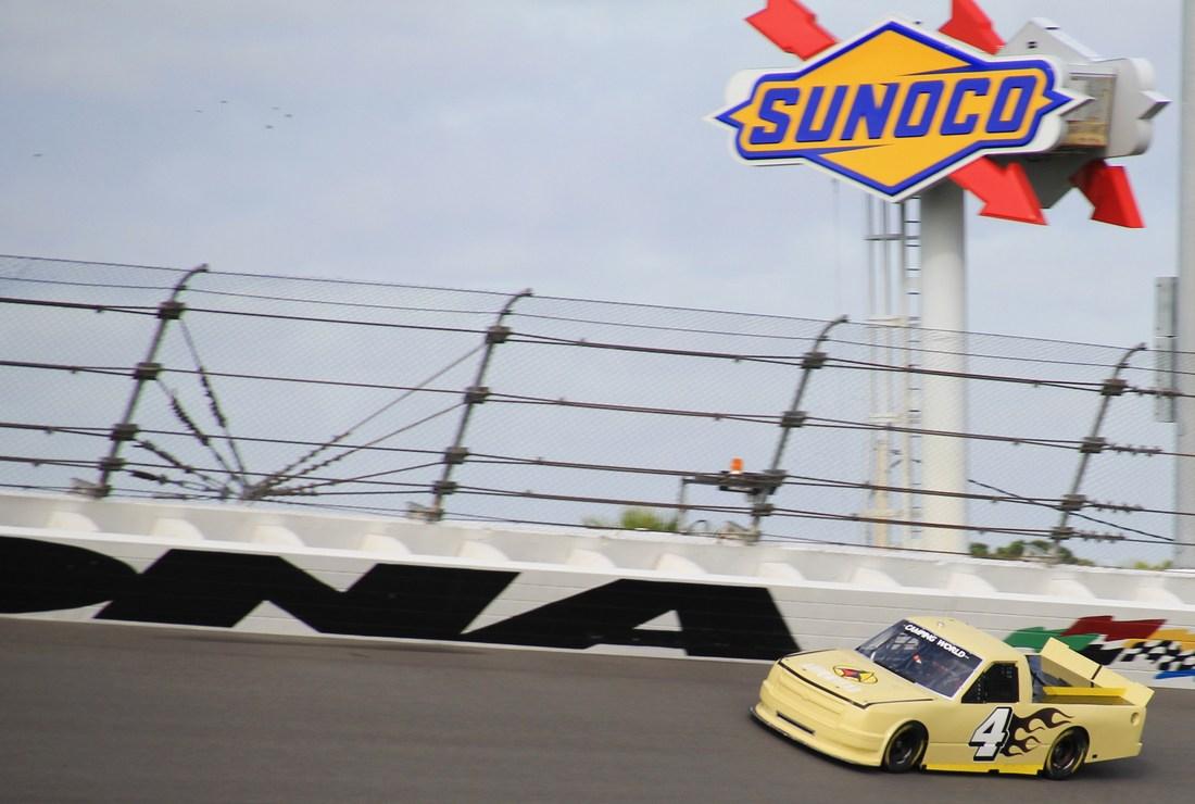 NASCAR Trucks '14 124