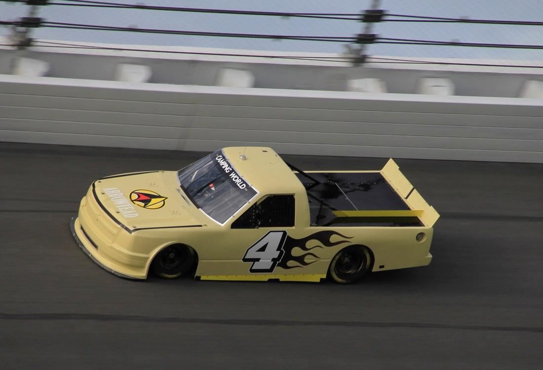 NASCAR Trucks '14 127