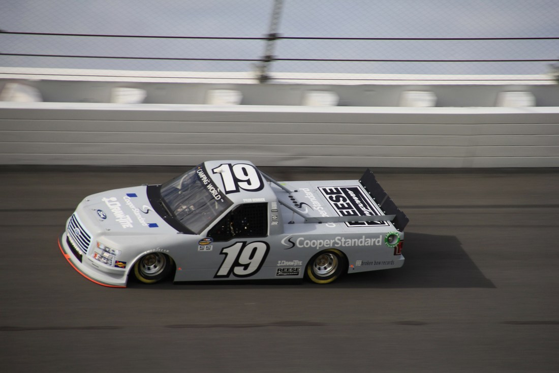 NASCAR Trucks '14 165