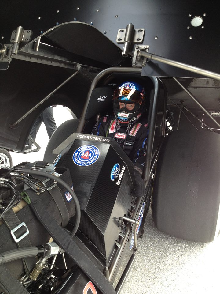 Robert Hight 2014 Auto Club Funny Car-003