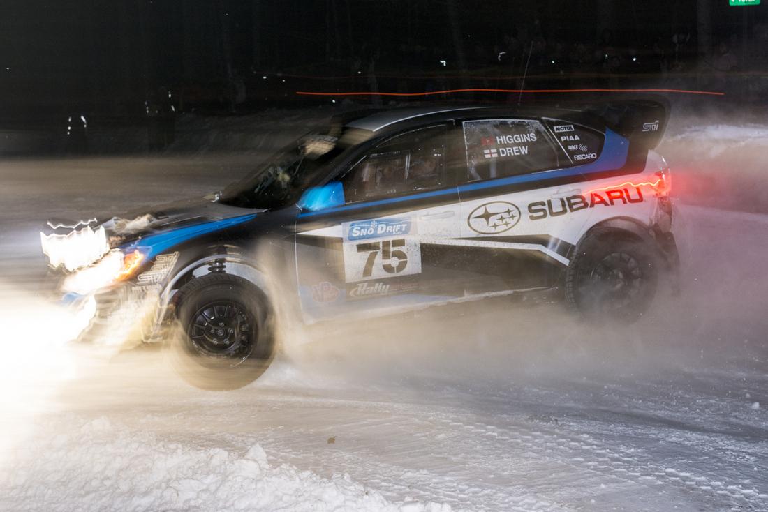 Romance of Rally – Snow Drift-011