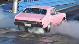 Sacramento Raceway New Years Day Drag Racing Featured