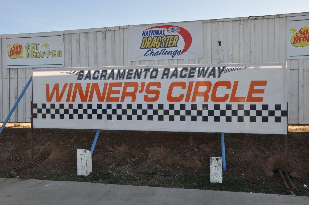 Sacramento Raceway New Years Day Drag Racing