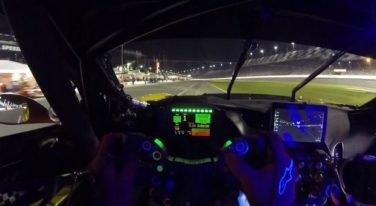 [VIDEO] Lapping Daytona Speedway in a Corvette C7.R