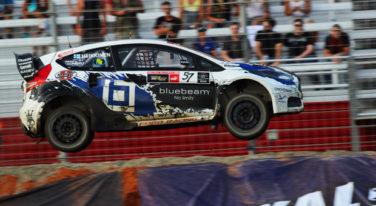 Global RallyCross Champion Topi Heikkinen Leaves Ford for Volkswagen