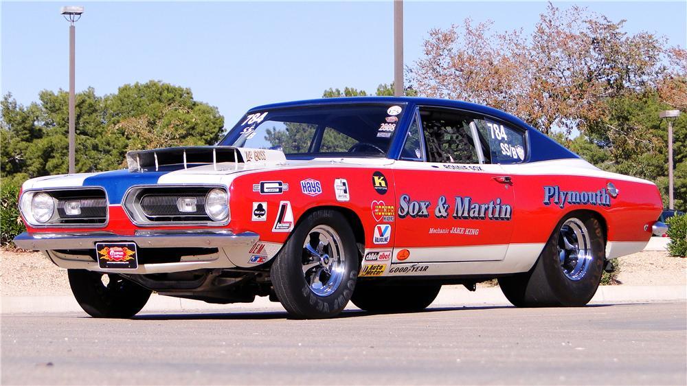 Race Car Junk >> sox and martin barracuda – RacingJunk News