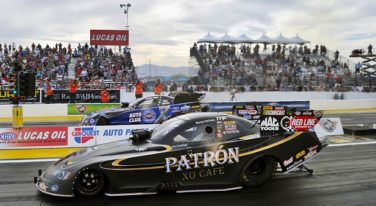 Alexis DeJoria Talks Drag Racing and Her Place in the Race