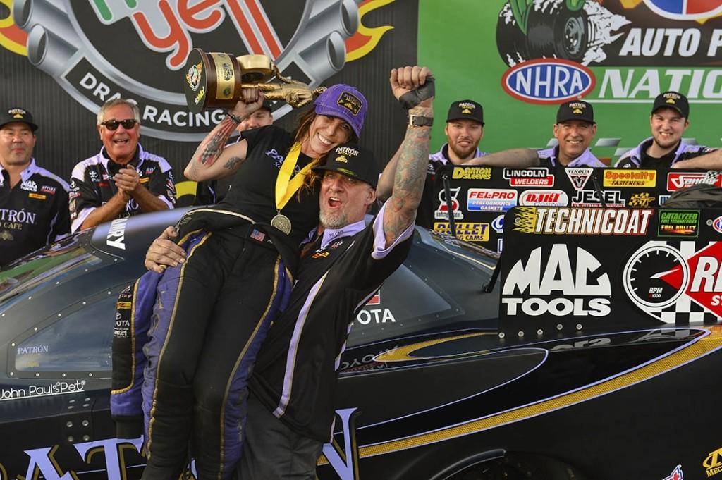 Photo: Gary Nastase/Patron XO Cafe Racing