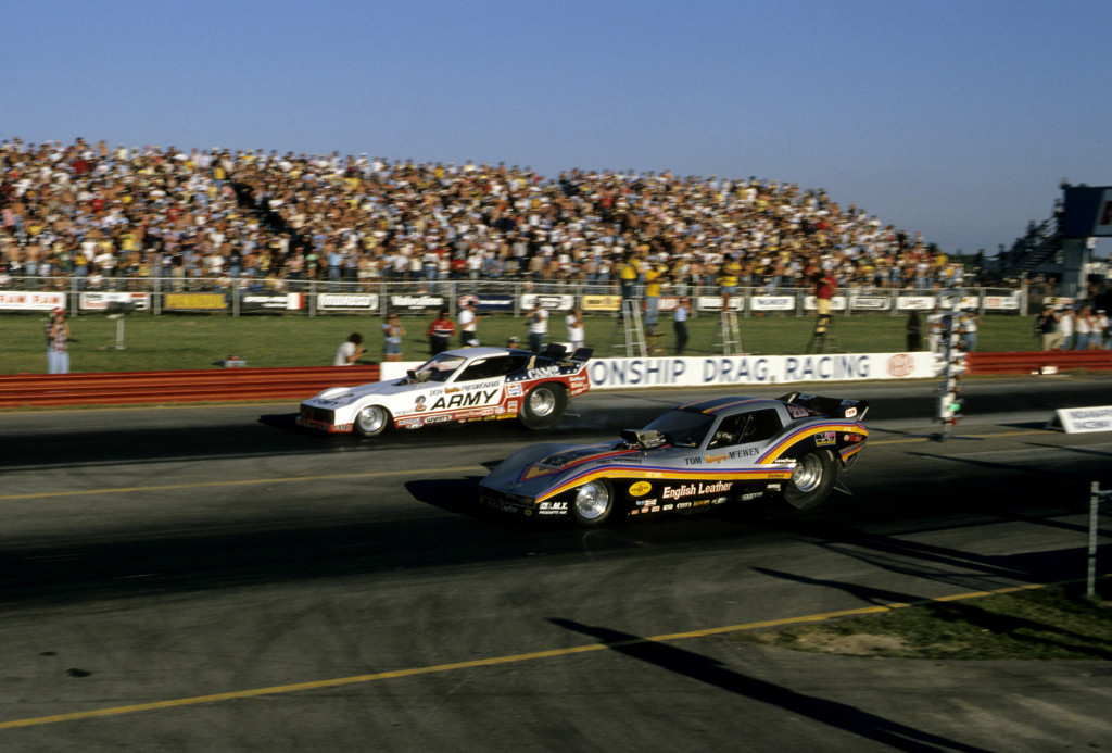 NHRA/National Dragster photo archivesNO reproduction rights given