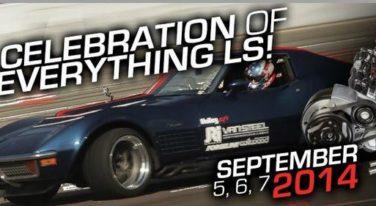 2014 Holley LS Fest Set for September 5 - 7