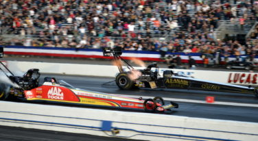 Force, alBalooshi Dominate in 2014 Winternationals