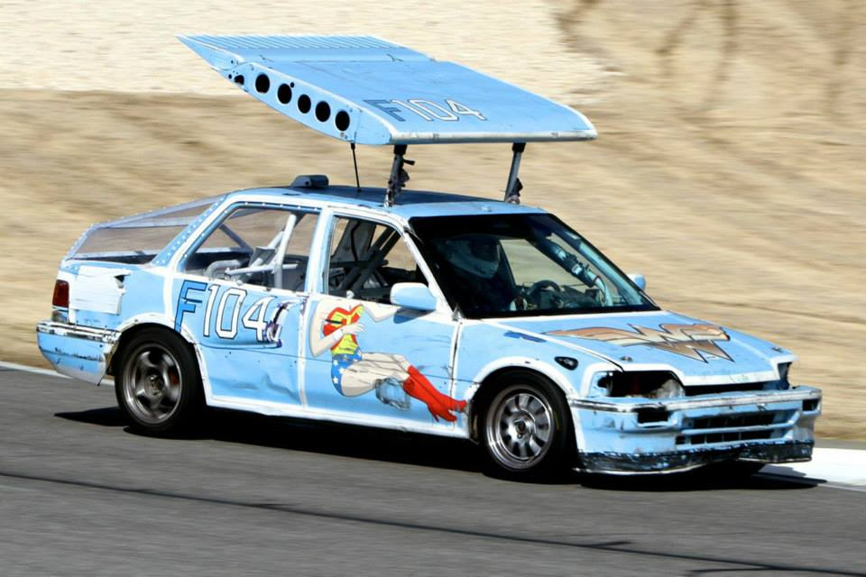 24 Hours of LeMons-005