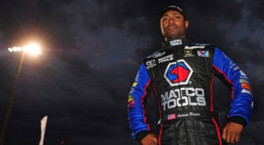 Five Questions with Antron Brown
