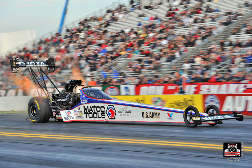Antron Brown Top Fuel Dragster NHRA-003