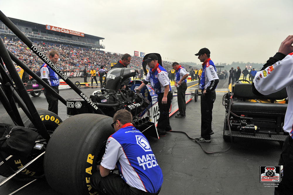 Antron Brown Top Fuel Dragster NHRA-004
