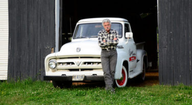 Look for Backroad Gold with Car Expert Corky Coker
