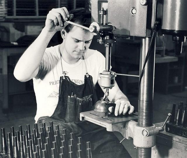 Bob Stange 1965