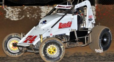 Colby Copeland Scores Victory at Canyon Speedway