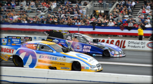 NHRA Matt Hagan Robert Hight