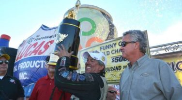 Five Questions with John Force