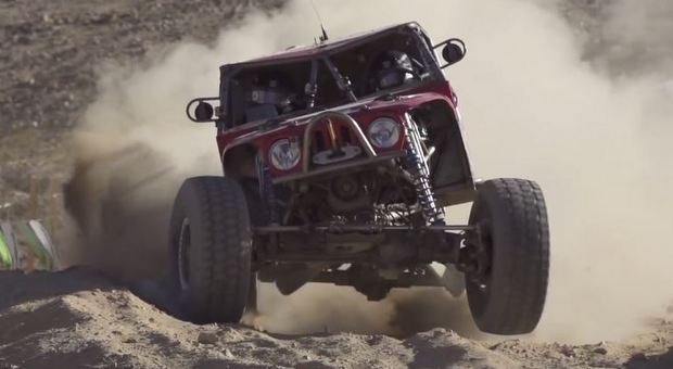 King of the Hammers Featured