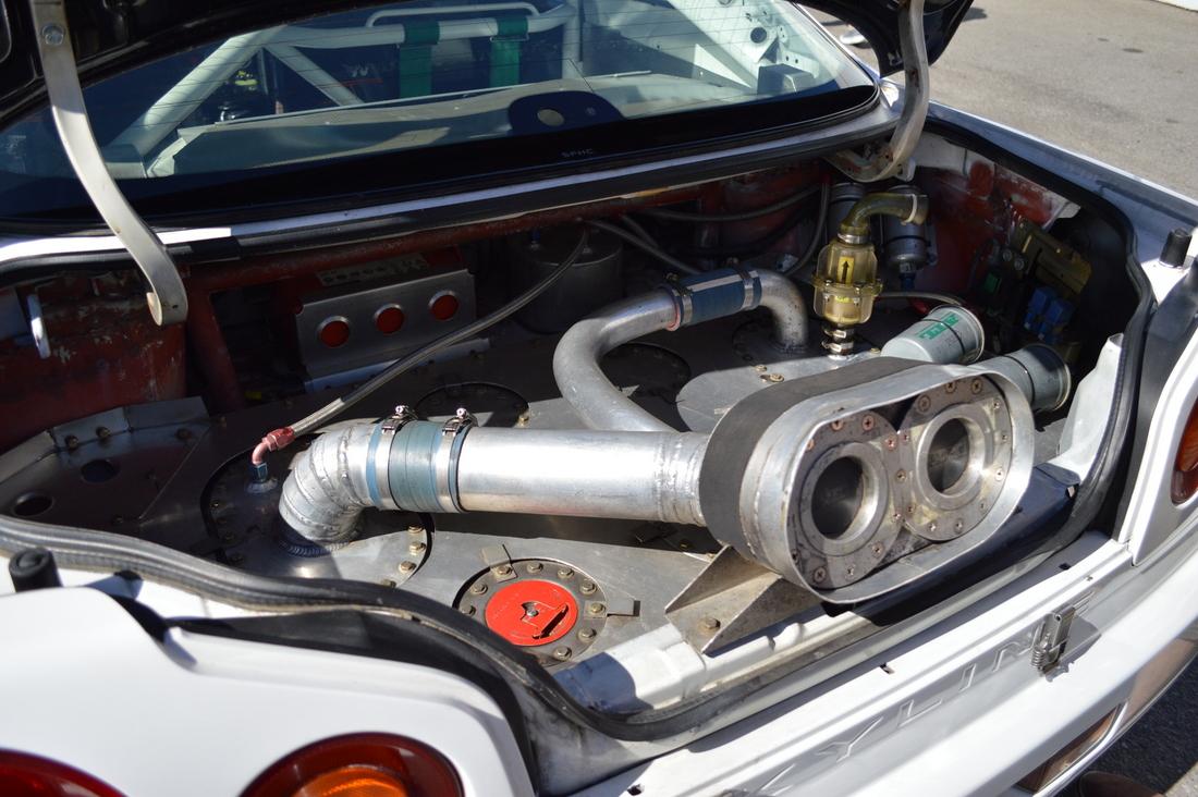 Nismo R34 Skyline GT-R N1-002