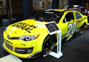 The multi-million-dollar multi-year agreement takes Toyota's commitment to NASCAR far beyond campaigning this 2013 Dollar General Camry racing car.