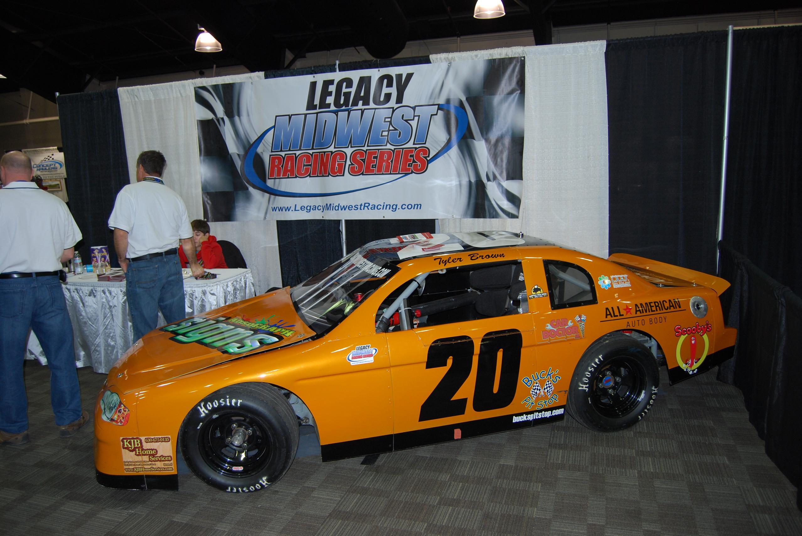 Legacy Racing Car Found on RacingJunk – RacingJunk News