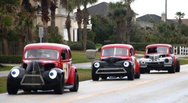 Daytona Racing Legends Parade
