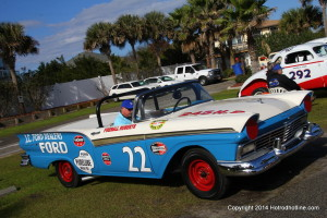 Racing Legends on Beach '14 180