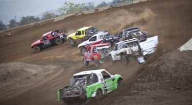 Jon Nelson Searches for Speed in the Lucas Oil Off Road Racing Series