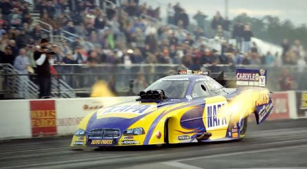 Ron Capps Don Schumacher Racing