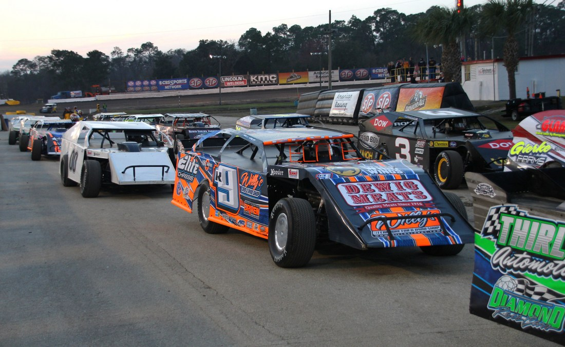 World of Outlaws 235