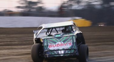 World of Outlaws Open Sprint Car Practice