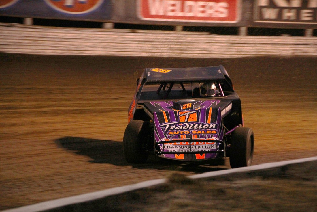 World of Outlaws 326