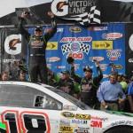 Kyle Busch Defends Auto Club 400 Title