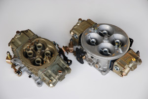 As we pointed out in the text, there's plenty of choice when it comes to carburetors (if the engine is equipped with one).  Truthfully, a 4150 carburetor is going to be a lot easier to live with on the street than a Dominator.  But on an all-out big displacement engine, you might need the big 4500-series carburetor to provide the fuel the power plant demands.  The bottom line here is, take every piece into consideration.  Then make your decision to buy.