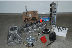 "Some crate motors are sold as ""kits"".  That means some or all of the pieces are disassembled and you get to put them together. If you have the necessary time, tools and experience, it's a good way to go, since the price is lower and you actually have a hand in the construction of your own engine."
