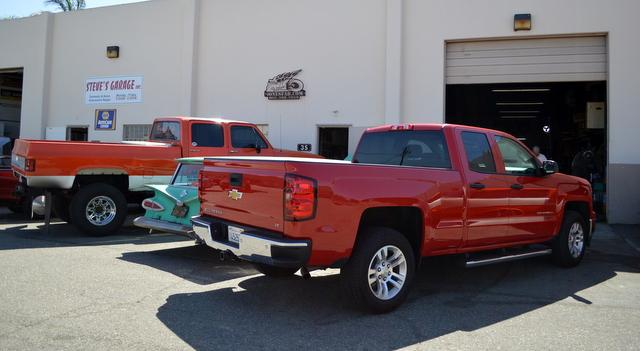 Bones Fab Chevrolet Silverado