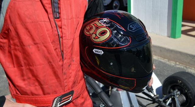 Shoei RF-1200 Formula Pacific Racing School